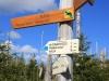 Wandern Siebensteinkopf Reschbachklause Finsterau Nationalpark Bayerischer Wald