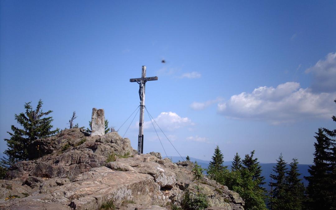 Rachel, Nationalpark Bayerischer Wald