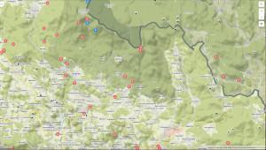 Touren Bayerischer Wald Komoot