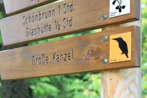 Große Kanzel Naionalpark Bayerischer Wald