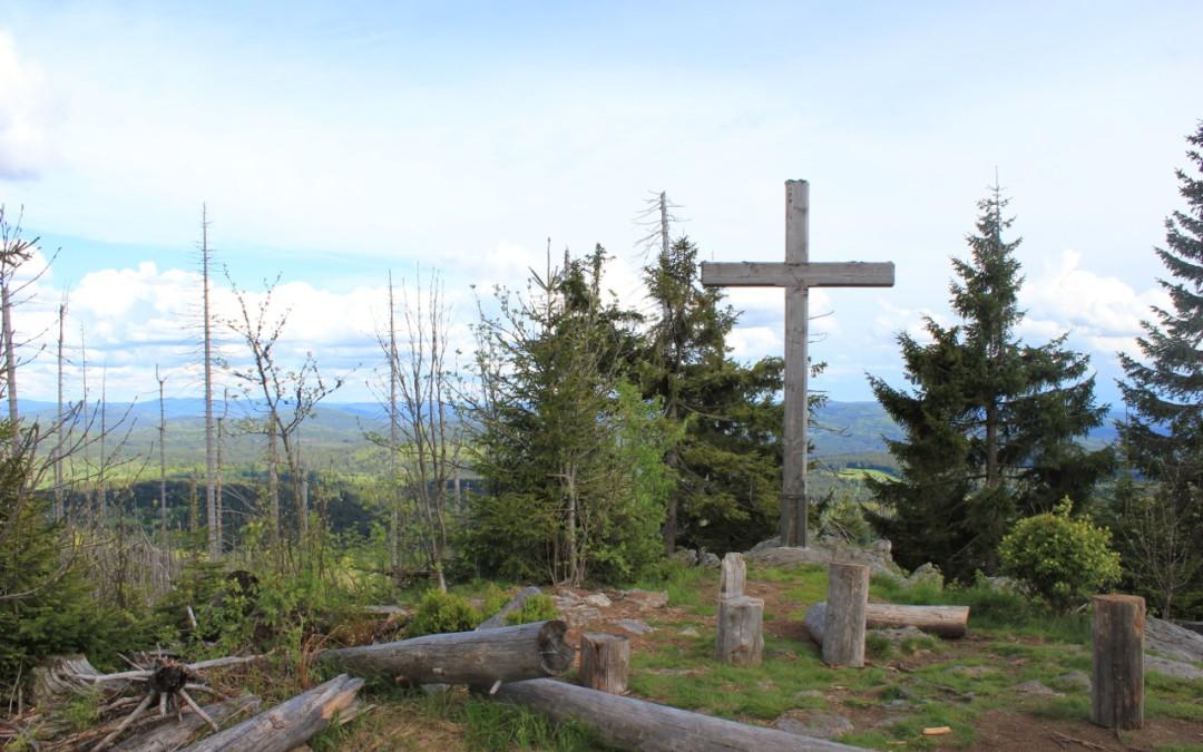 Der Siebensteinkopf im Nationalpark Bayerischer Wald