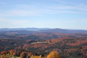 Herbst Bayerischer Wald