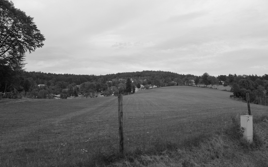 Zu den Steinfelsenhängen im Nationalpark Bayerischer Wald