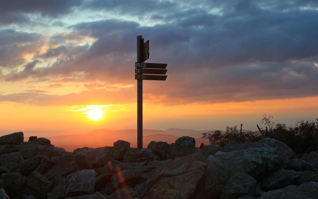 Goldsteig als schönster Wanderweg nominiert
