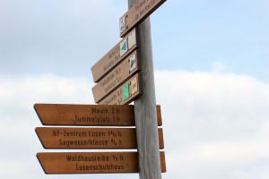 Lusen Gipfel Nationalpark Bayerischer Wald