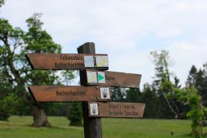 Wandern Schachten Bayerischer Wald