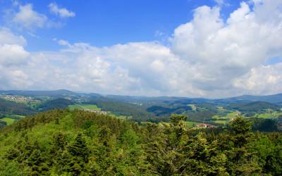 Aussichtsturm am Kadernberg