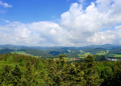 Kadernberg Bayerischer Wald