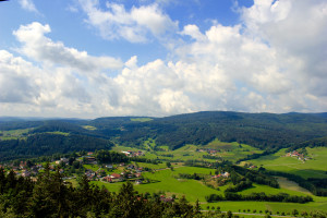 Kadernberg Bayerischer Wald Schönberg
