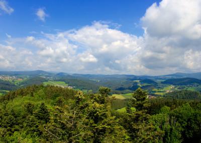 Kadernberg Schönberg Bayerischer Wald