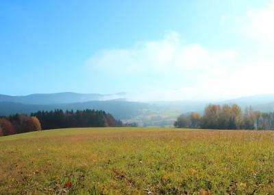 Bayerischer Wald Herbst