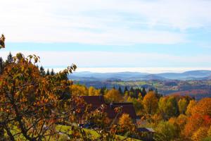 Herbst Wandern Bayerischer Wald