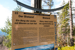 Info Bienstand Riedlhütte Reichenberg