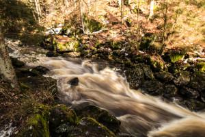 Große Ohe Steinklamm Bayerischer Wald