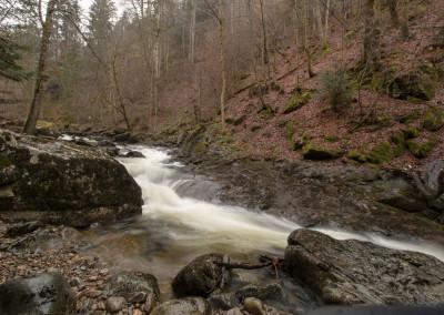 Wandern Freyung Bayerischer Wald Buchberger Leite