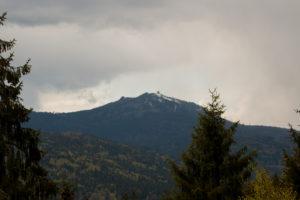 Blick Arber Bayerischer Wald