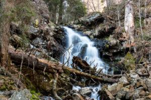 Höllbachgspreng Nationalpark Bayerischer Wald