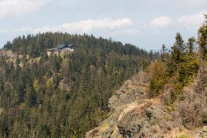 Kötztinger Hütte Kaitersberg Bayerischer Wald