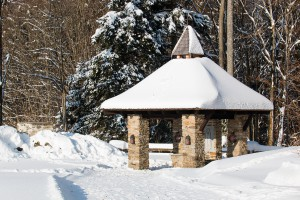 Fatimakapelle bei Klingenbrunn Spiegelau im Bayerischen Wald