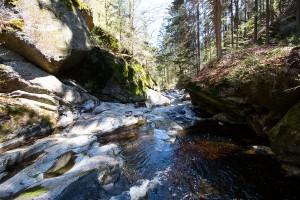 Steinklamm Bayerischer Wald