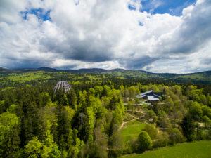 Bayerischer Wald Nationalpark Zentrum Lusen