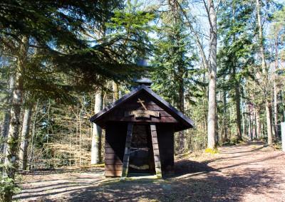 Kapelle Kadernberg Bayerischer Wald