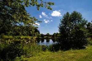 Kurpark Spieglau Bayerischer Wald