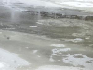 Winter Wasser