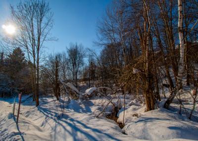 Winterwandern Bayern