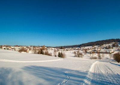 Winterwandern Neuschönau