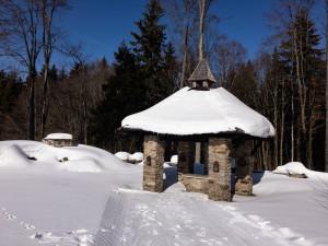 Fatimakapelle im Winter