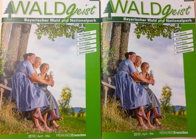 Magazin Waldgeist Bayerischer Wald