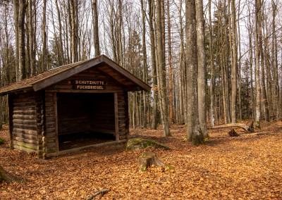 Fuchsriegel Schutzhütte
